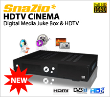 SnaZio* HDTV Cinema