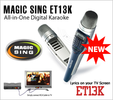 Magic Sing ET13K