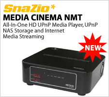 SnaZio* Media Cinema NMT