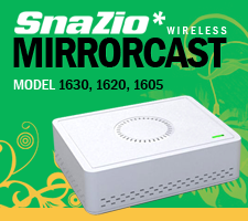 Wireless Mirrorcast